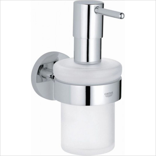 Grohe - Essentials Soap Dispenser With Holder