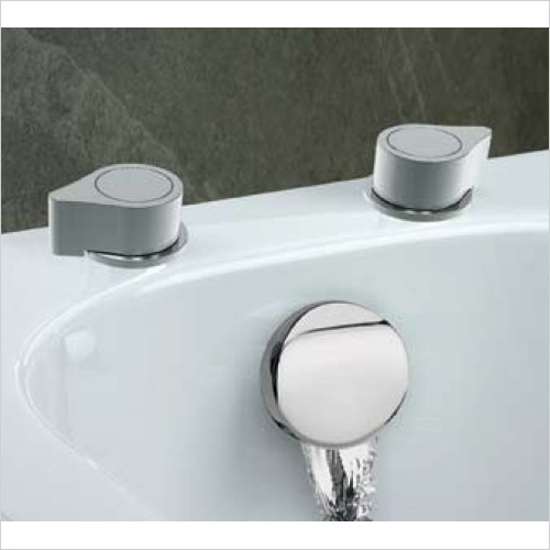 Cifial - TH251 Thermo Deck Valves & Aqua Filler