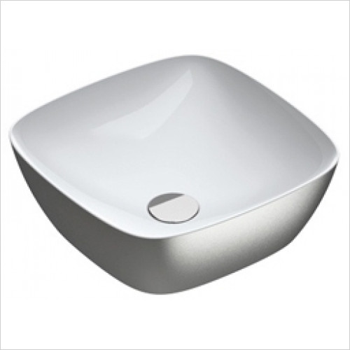 Catalano - Green Lux 40 x 40cm Sit On Basin