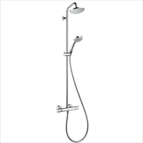 Hansgrohe - Croma 160 Showerpipe With Shower Arm 270mm