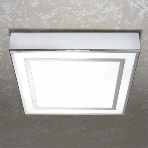 HIB - Yona Square Ceiling Light 26.5 x 26.5 x 5cm