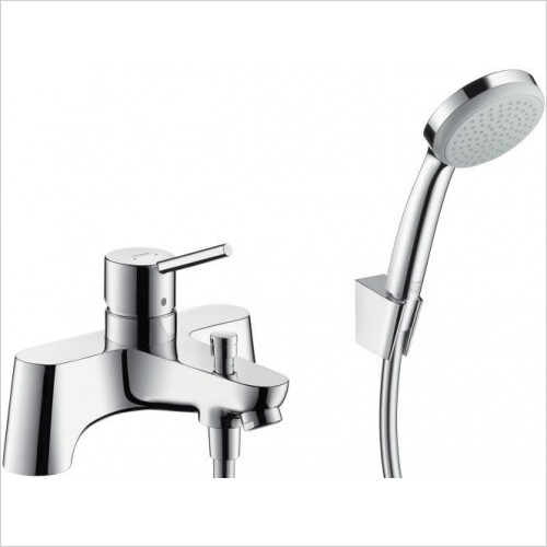 Hansgrohe - Talis Rim Mounted Bath Shower Mixer