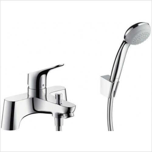 Hansgrohe - Focus Rim Mounted Bath Shower Mixer