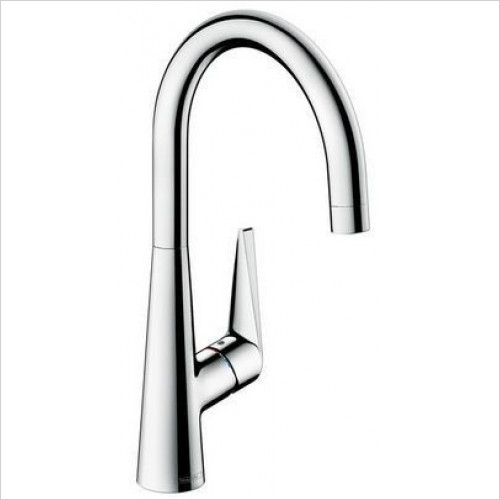 Hansgrohe - Talis S Kitchen Mixer 260 Swivel Spout Low Pressure