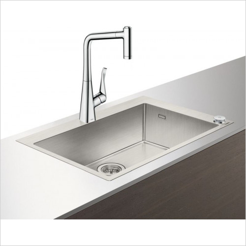 Hansgrohe - C71-F660-03 Select Sink Combination 660mm