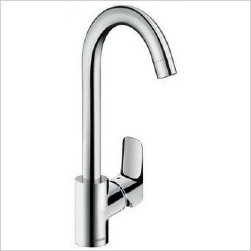 Hansgrohe - Logis Kitchen Mixer 260 Swivel Spout