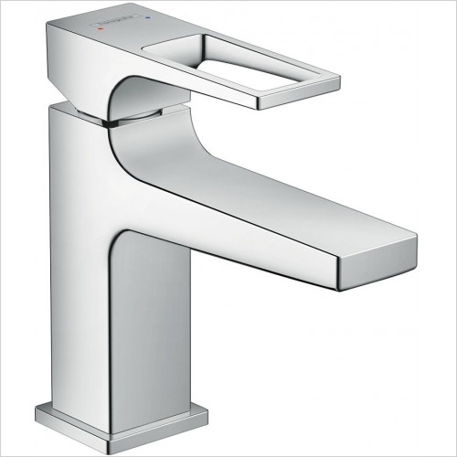 Hansgrohe - Metropol Single Lever Basin Mixer 100 With Push-Open Waste