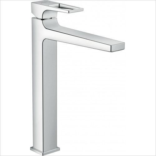 Hansgrohe - Metropol Single Lever Basin Mixer 260 With Push Open Waste