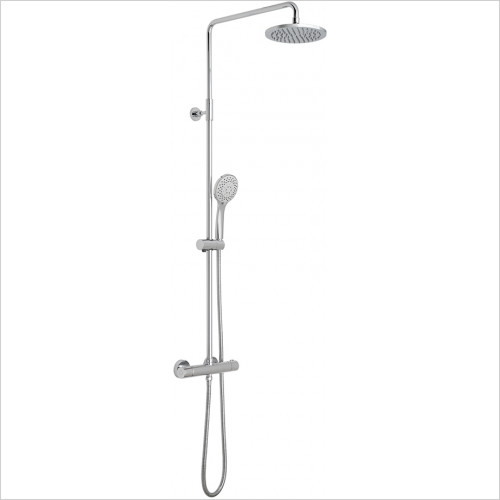 Vado - Atmosphere Round Shower Column