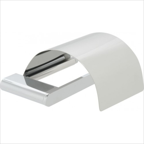Vado - Photon Covered Paper Holder Wall Mounted