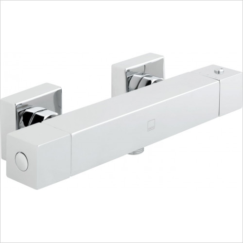 Vado - Té Exposed Thermostatic Shower Valve