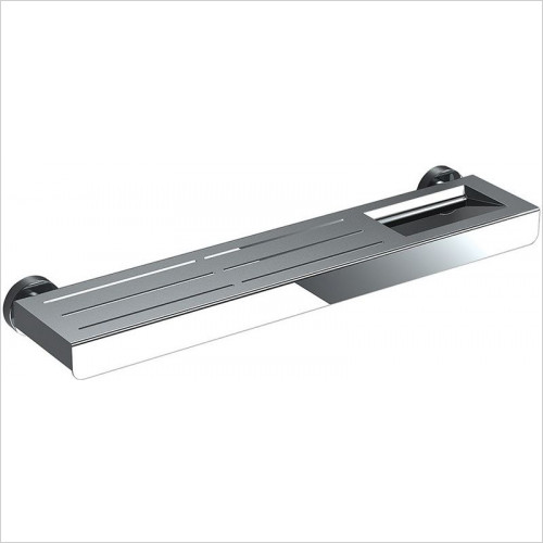 Bathroom Origins - Sonia Tecno Project Metal Shelf 500mm