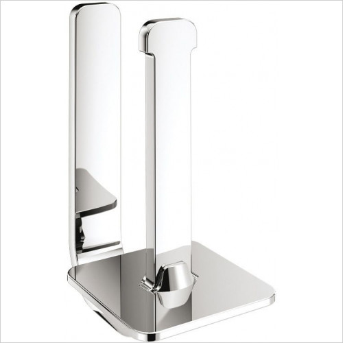 Bathroom Origins - Gedy Outline Spare Toilet Roll Holder