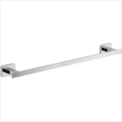 Bathroom Origins - Gedy Atena Towel Rail 45cm