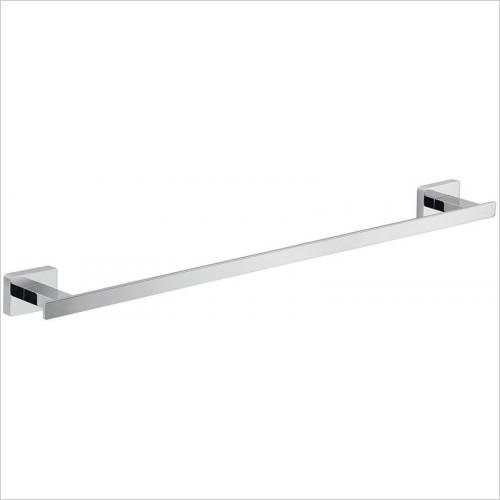 Bathroom Origins - Gedy Atena Towel Rail 60cm