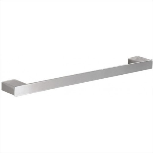Bathroom Origins - Gedy Lounge Towel Rail 450mm