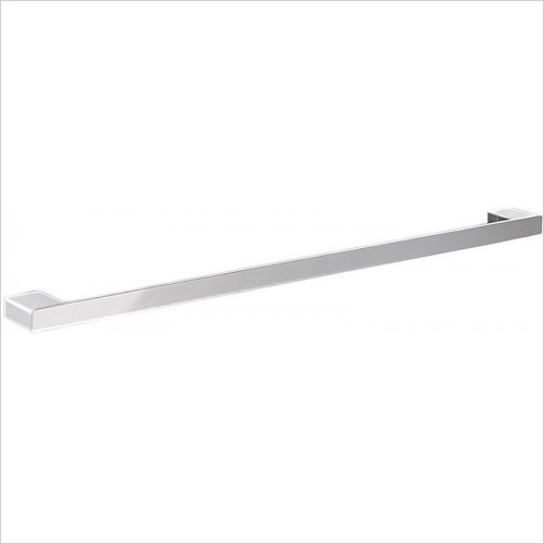 Bathroom Origins - Gedy Lounge Towel Rail 600mm
