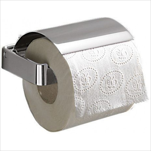 Bathroom Origins - Gedy Lounge Toilet Roll Holder With Flap