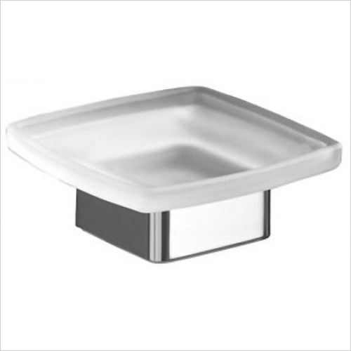Bathroom Origins - Gedy Lounge Soap Dish Freestanding