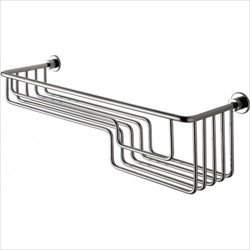 Bathroom Origins - Gedy Double Spong Basket