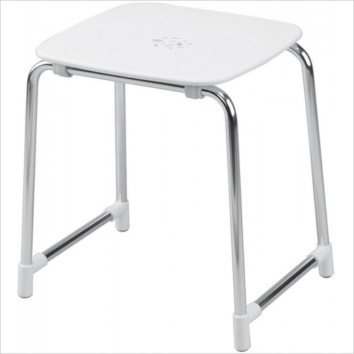 Bathroom Origins - Gedy Prima Classe Bathroom Stool