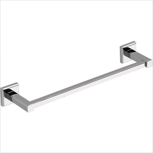Bathroom Origins - Gedy Colorado Towel Rail 35cm