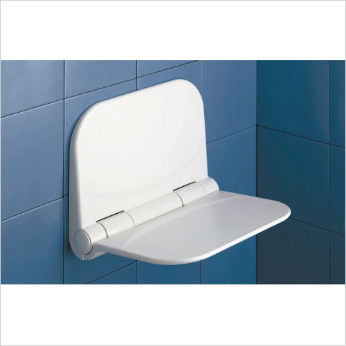 Bathroom Origins - Gedy Dino Fold-Up Shower Seat