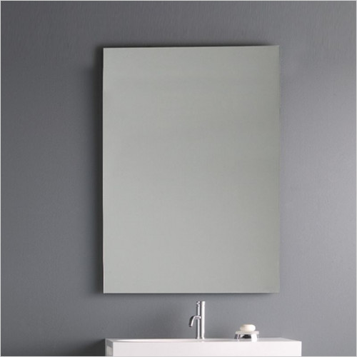 Bathroom Origins - Slim Rectangular Mirror 600x1000mm