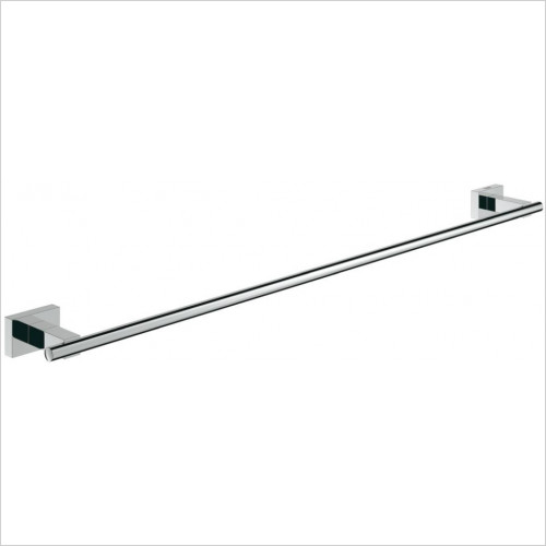 Grohe - Essentials Cube Towel Rail 558mm