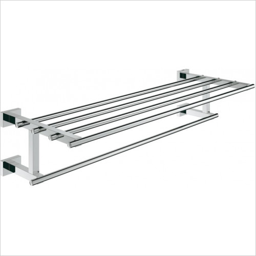 Grohe - Essentials Cube Multi Towel Rack 558mm