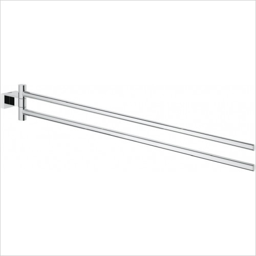 Grohe - Essentials Cube Towel Bar