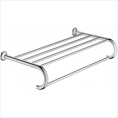 Grohe - Essentials Authentic Multi-Towel Rack