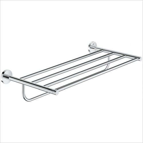 Grohe - Essentials Multi Bath Towel Rack 550mm