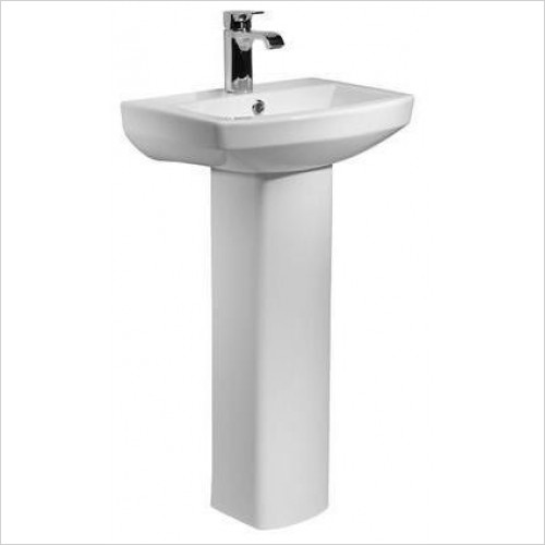 Tavistock Bathrooms - Pedestal For Vibe Hand Wash Basin SB745S