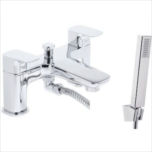Tavistock - Signal Deck Mounted Bath Shower Mixer