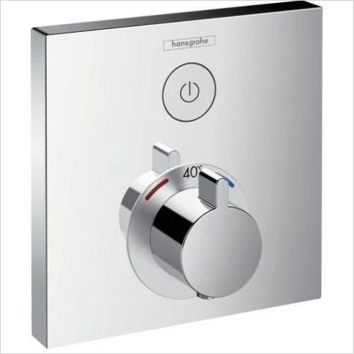 Hansgrohe - ShowerSelect Thermostat - 1 Outlet