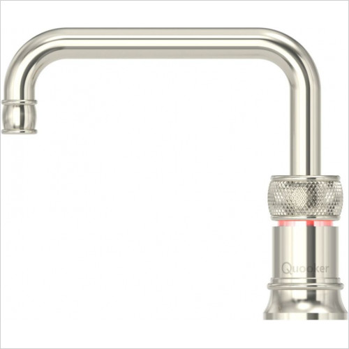 Quooker - Pro3 Classic Nordic Square (Excluding Mixer Tap)
