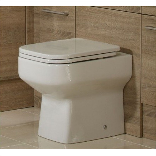 Geo Soft Close Toilet Seat