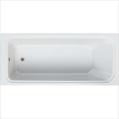 Burlington - Arundel Bath With Cleargreen Reinforcing 1700 x 750mm