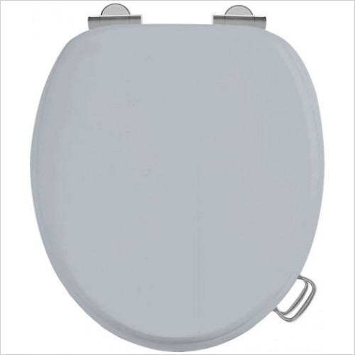 Burlington - Soft Close Toilet Seat With Hinge