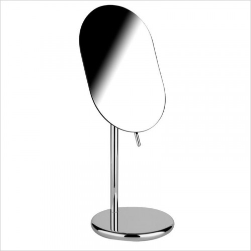 Gessi - Goccia Adjustable Standing Mirror