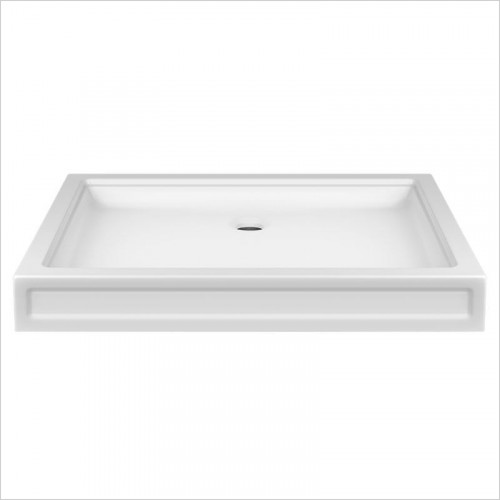 Gessi - Eleganza Shower Tray Universal Installation Drain Not Inc
