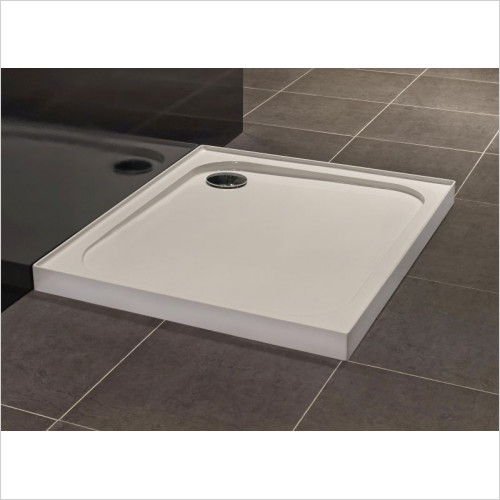 Merlyn - Upstand Square Shower Tray 800mm