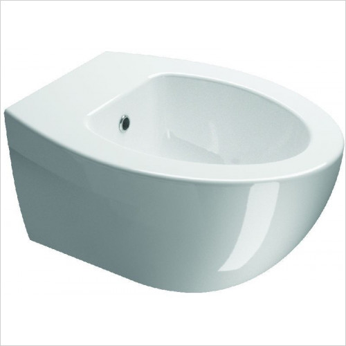 Saneux - Poppy Slim Wall-Mounted Bidet