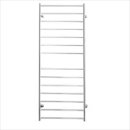Saneux - 1525 x 600mm Dry Electric Towel Rail Switched