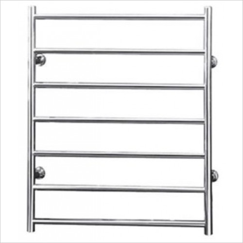 Saneux - 700 x 600mm Dry Electric Towel Rail Switched