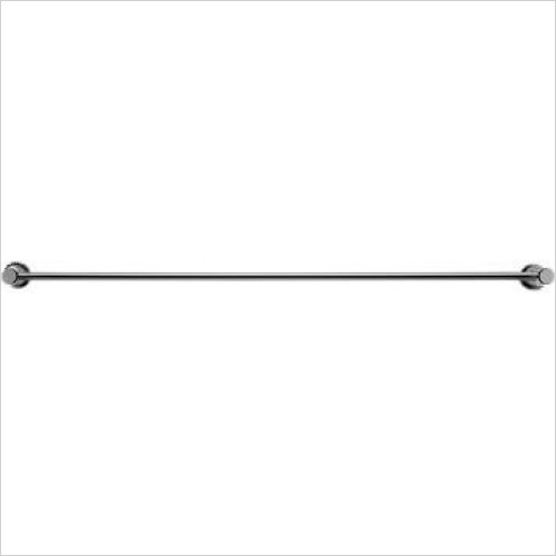 Duravit - D-Code Bath Towel Rail 800mm