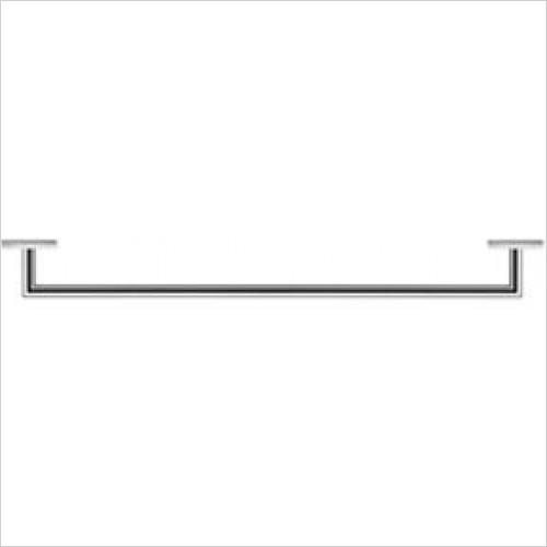 Duravit - Karree Towel Rail 600mm