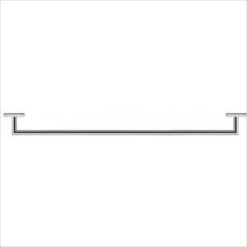 Duravit - Karree Towel Rail 800mm