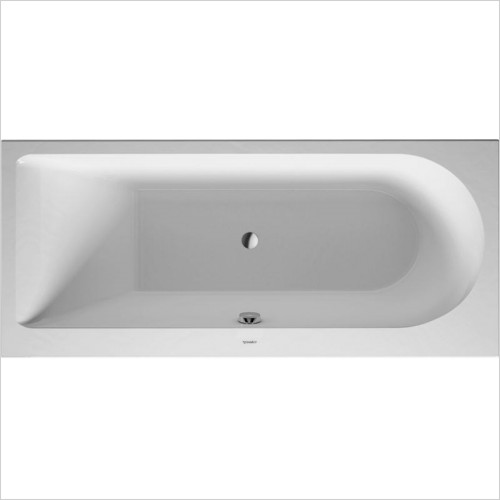 Duravit - Darling New Bathtub 1600x700mm Built-In Corner Left